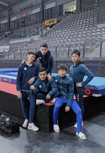 體操世錦賽》唐嘉鴻單槓第1、李智凱鞍馬第3 成隊首晉決賽8強