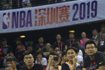 NBA》NBA惹怒中國 美媒報導提及台灣記者這番話