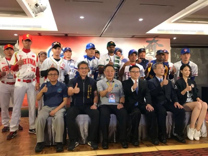 棒球》亞錦賽開打!台灣今晚台中洲際首戰香港
