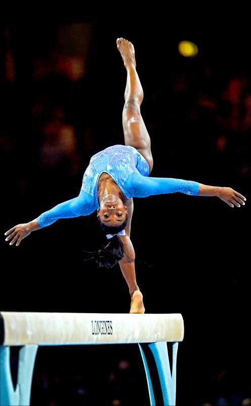 體操世錦賽》25獎牌含19金 拜爾絲史上最狂