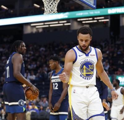 NBA》熱身賽狂轟40分 柯爾讚柯瑞身心正處巔峰