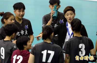 排球》睽違7年重返球場 「小牛」鄧衍敏盼成球員最佳後盾