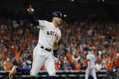 MLB》柯瑞亞再見轟有洋蔥 繞壘時這個動作深具意義