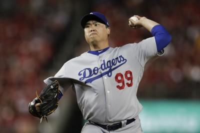 MLB》年齡不是問題!柳賢振投出生涯年 波拉斯要爭取大約