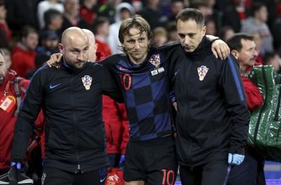 足球》國際比賽週傷病頻傳 皇馬當家中場也傷了
