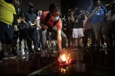 NBA》詹皇批言論自由帶來負面影響 港人焚燒球衣洩憤