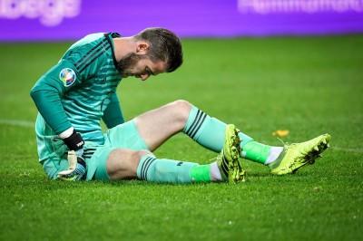 足球》西班牙門神傷退! 曼聯週末戰死敵掛警報