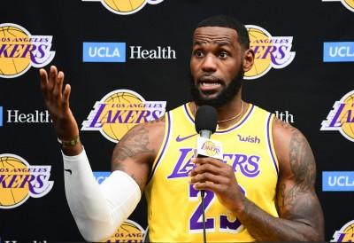 NBA》莫雷挺港風波延燒 美媒爆詹皇曾暗諷聯盟雙重標準