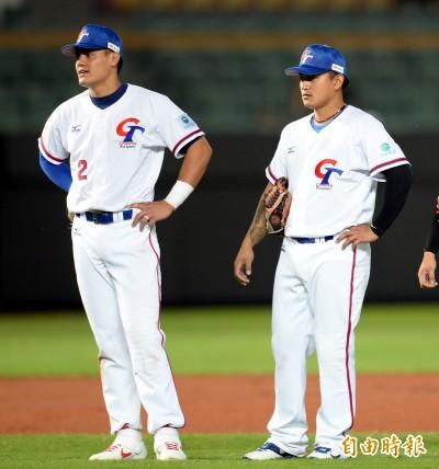 亞錦賽》台灣隊擺出大聯盟級二游 張育成嚇了一跳