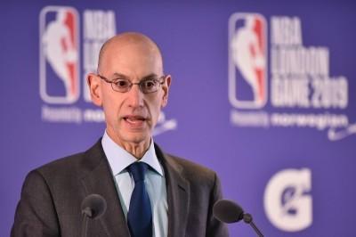 NBA》不向中國低頭!席爾瓦拒絕開除莫雷要求