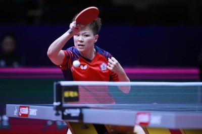 女子世界盃桌球賽》打退46歲怪拍 陳思羽連3年挺進16強