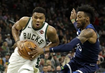 NBA》熱身賽全勝仍不滿意 字母哥點出公鹿兩大問題