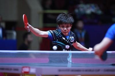 女子世界盃桌球賽》突破不了「劉詩雯障礙」鄭怡靜連3年奪牌紀錄中斷