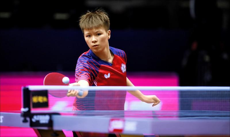 女子世界盃桌球賽》陳思羽連3年晉16 今戰世錦賽冠軍