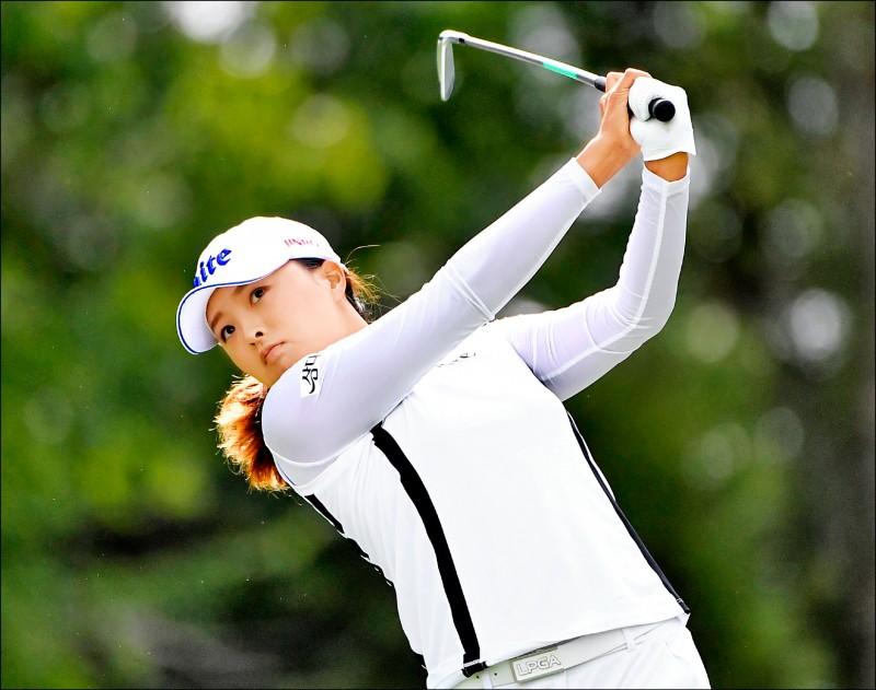 台灣裙襬搖搖焦點球星》拚年度最佳 球后高真榮瞄準LPGA第5冠