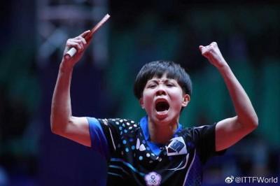 女子世界盃桌球賽》力退韓流!鄭怡靜8強對決劉詩雯