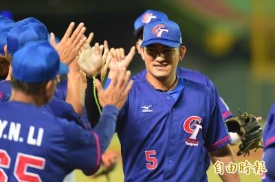 亞錦賽》林子偉開轟打爆中國! 台灣奪奧運資格賽門票