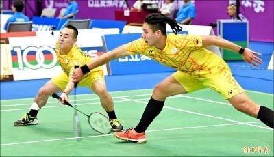 丹麥賽》「楊肉盧」扳倒世界第3中國長城  3局逆轉勇闖男雙4強