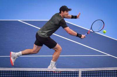 網球》「英國希望」穆雷東山再起 相隔2年重返單打4強
