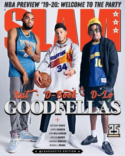 NBA》布了一個很大的局! D.羅素透露想和他們組3巨頭
