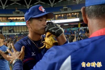 亞錦賽》奪冠英雄姜建銘激動落淚 「這支台灣隊是全台灣人的驕傲」