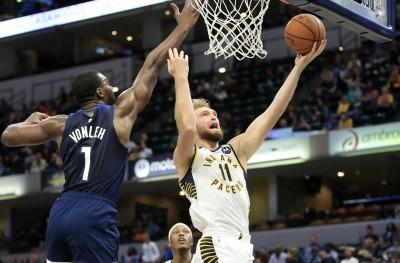 NBA》溜馬與優質中鋒談判陷僵局 雙方尷尬不願多談