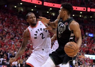 NBA》東決失利仍印象深刻 字母哥讚雷納德「很冷靜」
