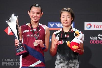 丹麥賽》戴資穎再創歷史! 生涯第20座超級賽冠軍並列女單之最
