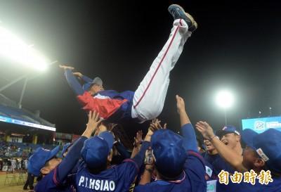 亞錦賽》台灣隊斬斷日本無敵10連勝 相隔18年再奪冠!