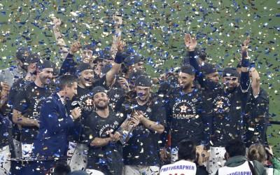 MLB》狂!太空人賞洋基兩發再見轟 創兩個史上第一紀錄