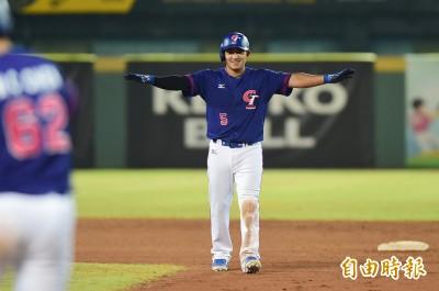 亞錦賽》台灣隊冠軍戰打線出爐 張育成沒先發、林子偉攻擊二棒