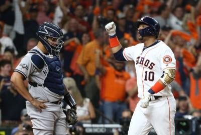 MLB》系列賽打擊率僅0.050 古利爾今揮驚天三分彈(影音)
