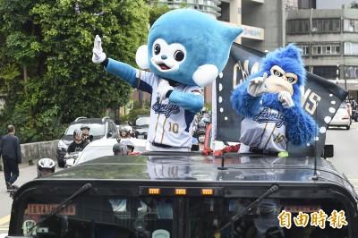 中職》樂天接手球隊 鄭文燦希望保留「桃猿」和吉祥物