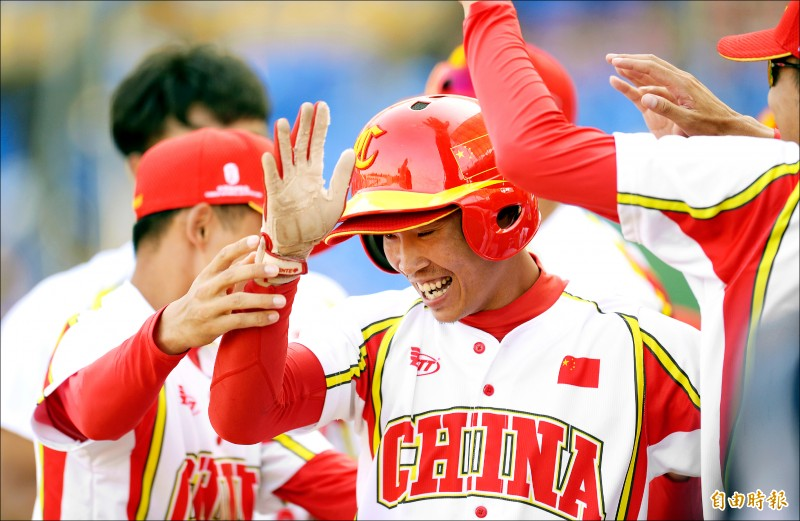 亞錦賽》2度打敗南韓 中國爆冷季軍