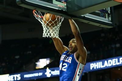 NBA》轉隊首秀就碰老東家 七六人中鋒坦言感覺很「奇怪」