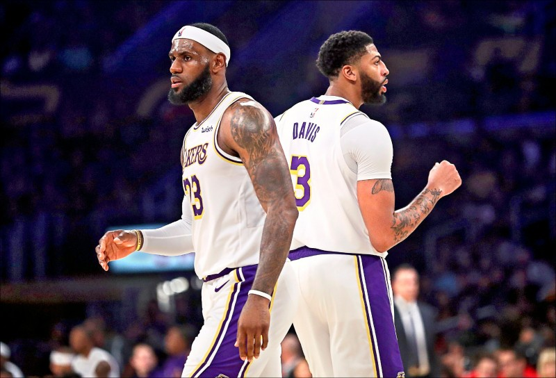 NBA季前分析太平洋區》湖人、快艇火併 宇宙勇恐失色