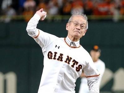 日本大賽》71歲的諾貝爾化學獎得主 為總冠軍戰開出「指叉球」