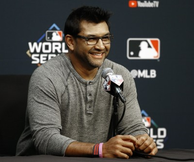 MLB》國民不願公布第三號先發 教頭露出一抹神秘微笑