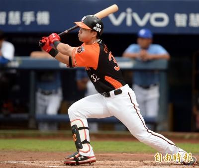 12強》全勤+「20-20」球季過後 蘇智傑投入台灣隊