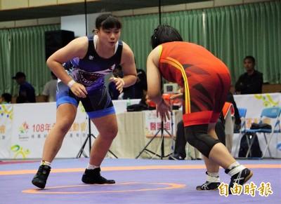 全運會》《我和我的冠軍女兒》台灣版 張惠慈複製電影情節拚奧運金牌