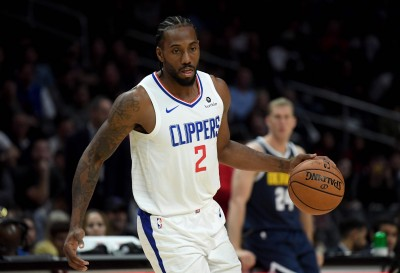 NBA》開幕戰上演洛城內戰 雷納德明解除封印