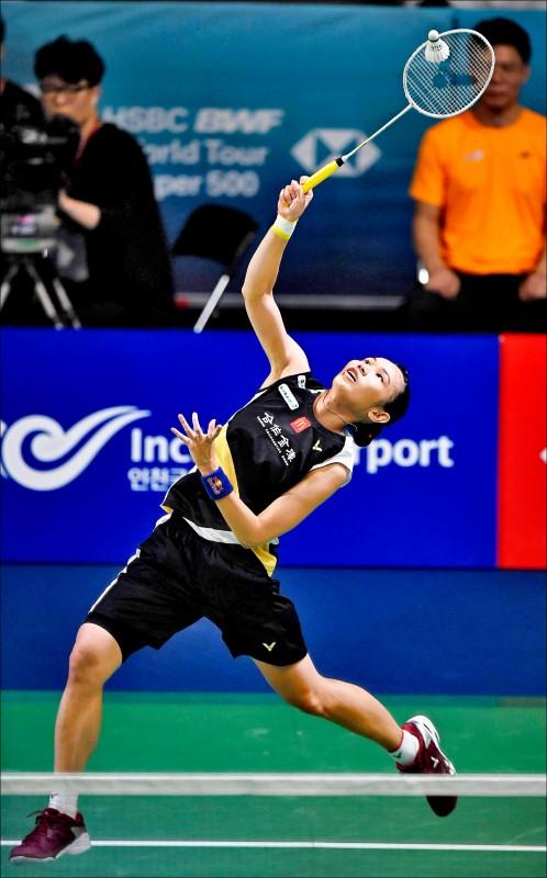 法國羽球公開賽》「楊肉盧」不敵韓流 戴天王今晚首戰