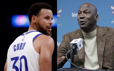 NBA》遭「籃球之神」評不夠格進名人堂 勇士一哥柯瑞回應了
