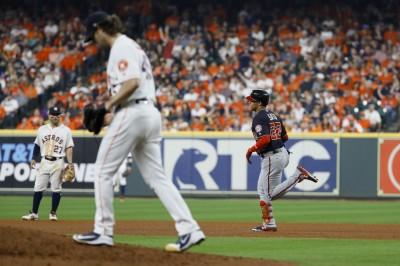 MLB》砲轟太空人「不敗王牌」 索托寫大聯盟史上第4紀錄! (影音)