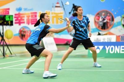 法國賽》台灣女雙3局晉級16強 地主組合失望透頂