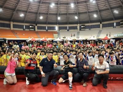 2019第一屆 城市幼兒園「園盃親子足球」在鳳山