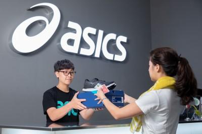 路跑》ASICS首推跑鞋租借服務  葉守博、陳彩娟等名將共襄盛舉