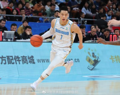 CBA》林書豪砍賽季新高27分 率北京開季4連勝