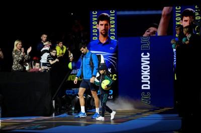 網球》球王喬帥強勢開胡 年終賽朝4強邁出第一步