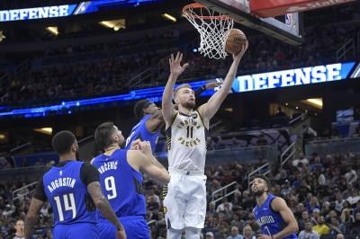 NBA》沙波尼斯全能發揮逆轉魔術  溜馬近7戰豪取6勝